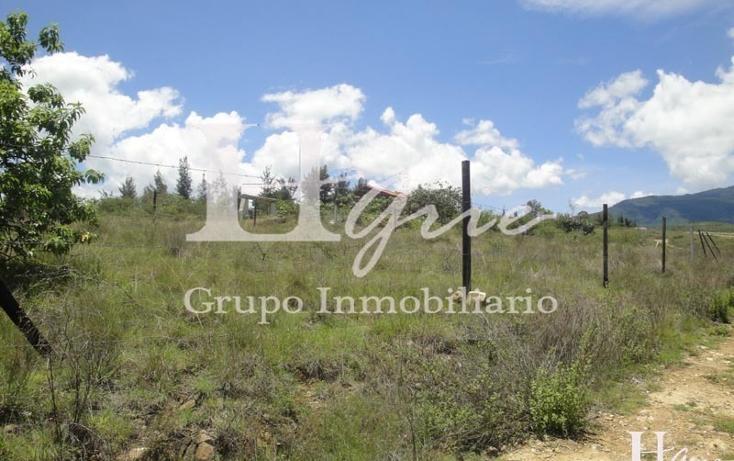 Foto de terreno habitacional en venta en san sebastian etla , san pablo etla, san pablo etla, oaxaca, 1509519 No. 07