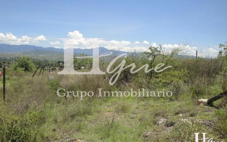 Foto de terreno habitacional en venta en san sebastian etla , san pablo etla, san pablo etla, oaxaca, 1509519 No. 09