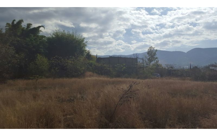 Foto de terreno habitacional en venta en  , san pablo etla, san pablo etla, oaxaca, 1707025 No. 03