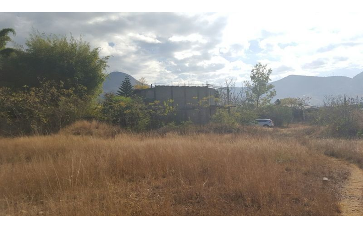 Foto de terreno habitacional en venta en  , san pablo etla, san pablo etla, oaxaca, 1707025 No. 04
