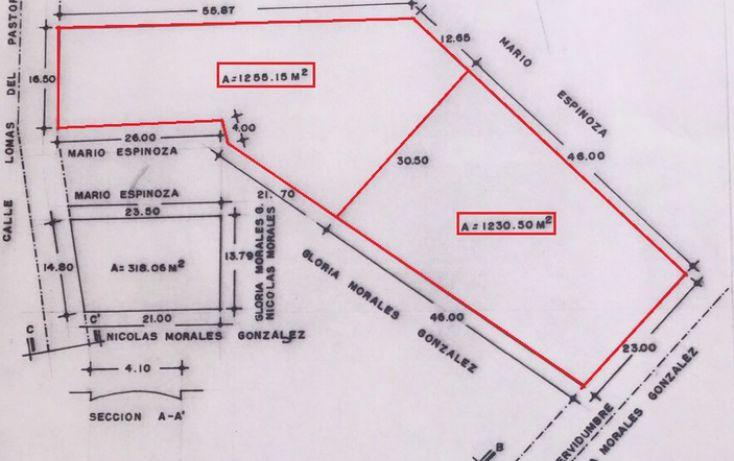 Foto de terreno habitacional en venta en, san pablo etla, san pablo etla, oaxaca, 1707025 no 07