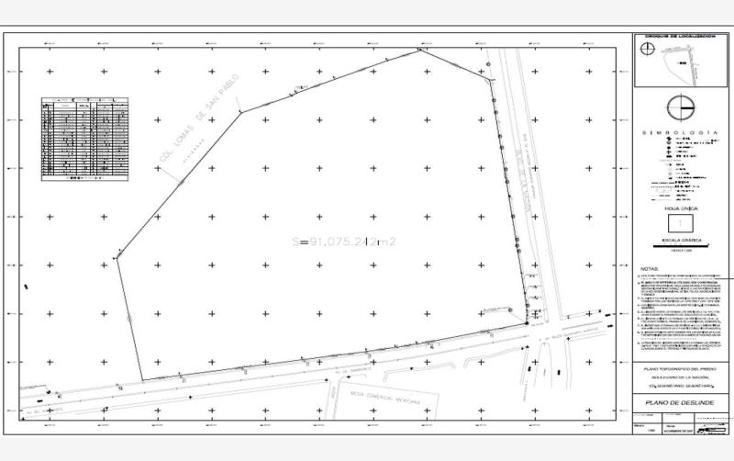 Foto de terreno comercial en venta en  , san pablo i fovissste, quer?taro, quer?taro, 1431555 No. 06