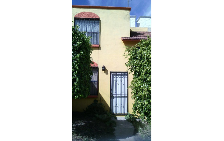 Foto de casa en venta en  , san pablo iv (infonavit), quer?taro, quer?taro, 1861676 No. 01