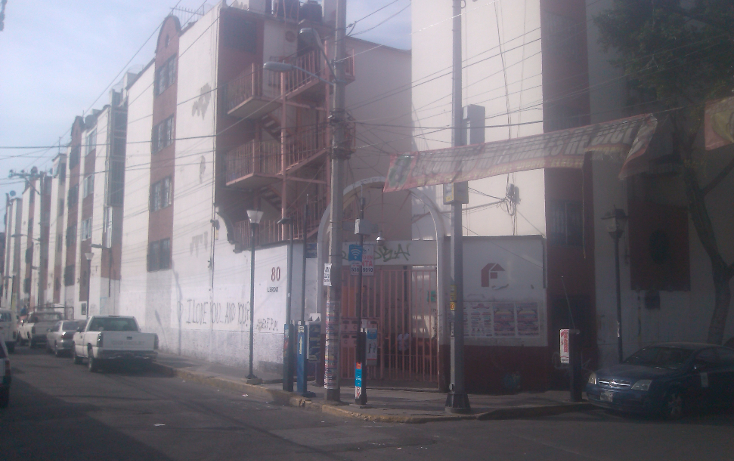 Foto de departamento en venta en  , san pablo, iztapalapa, distrito federal, 1661856 No. 02