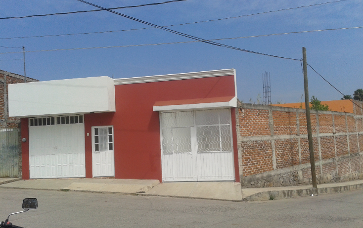 Foto de casa en venta en  , san pablo, jacona, michoacán de ocampo, 1113635 No. 02