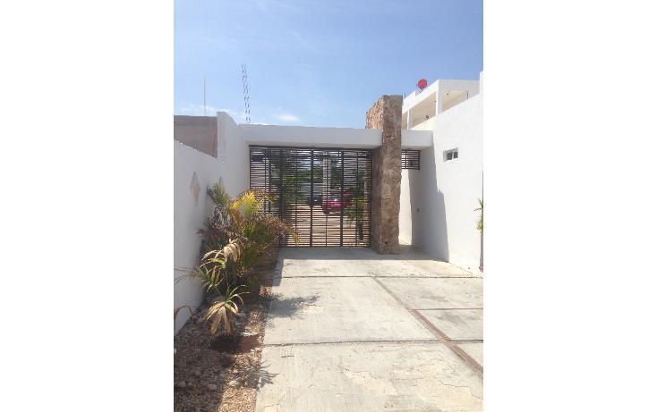 Foto de departamento en venta en  , san pablo, mérida, yucatán, 2039534 No. 02