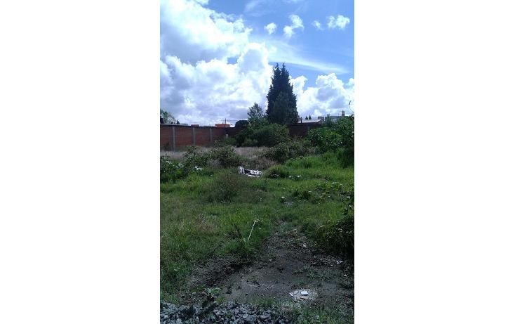 Foto de terreno habitacional en venta en  , san pablo tecamac, san pedro cholula, puebla, 1452327 No. 03