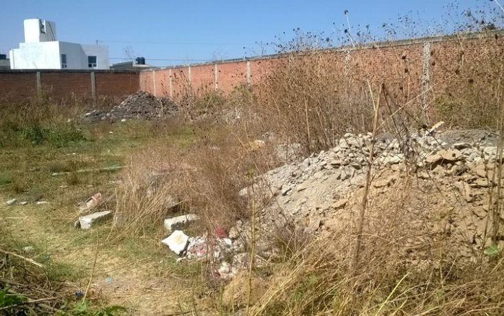 Foto de terreno habitacional en venta en, san pablo tecamac, san pedro cholula, puebla, 1452327 no 06