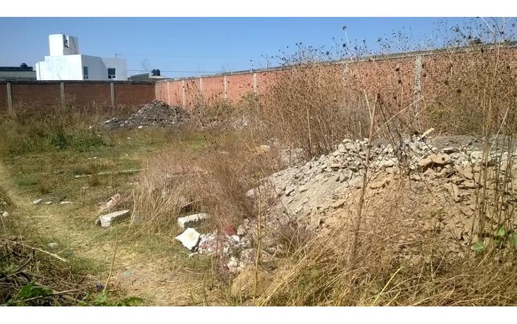 Foto de terreno habitacional en venta en  , san pablo tecamac, san pedro cholula, puebla, 1452327 No. 06