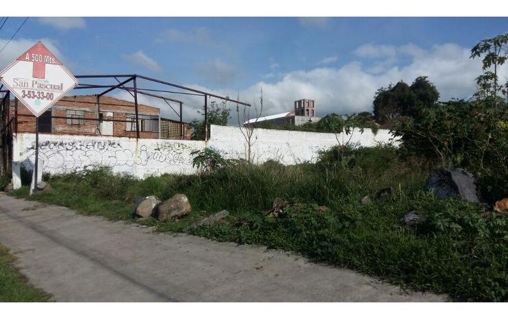 Foto de terreno comercial en venta en  , san pascual, morelia, michoacán de ocampo, 1082063 No. 01