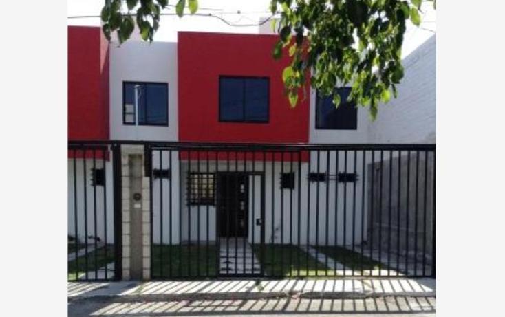 Foto de casa en venta en  , san pedrito peñuelas ii, querétaro, querétaro, 590631 No. 01