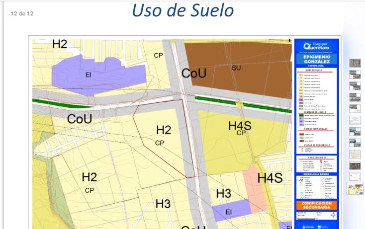 Foto de terreno comercial en venta en  , san pedrito peñuelas iv, querétaro, querétaro, 1289575 No. 01