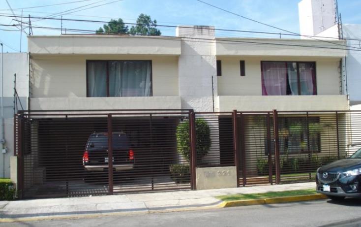 Foto de casa en venta en san pedro 1000, los sauces, metepec, estado de méxico, 802641 no 01