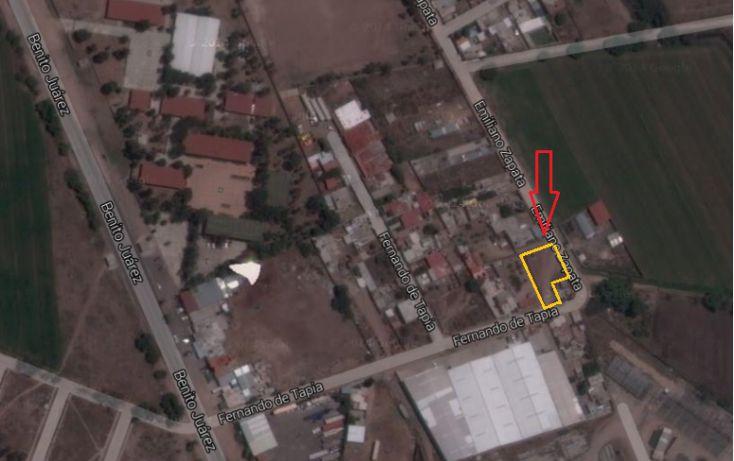 Foto de terreno habitacional en venta en, san pedro ahuacatlan, san juan del río, querétaro, 1990572 no 02