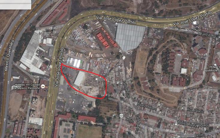 Foto de terreno industrial en venta en  , san pedro barrientos, tlalnepantla de baz, méxico, 1298083 No. 01