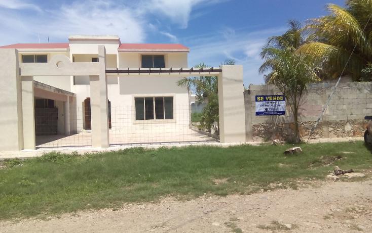Foto de casa en venta en  , san pedro cholul, mérida, yucatán, 1042111 No. 01