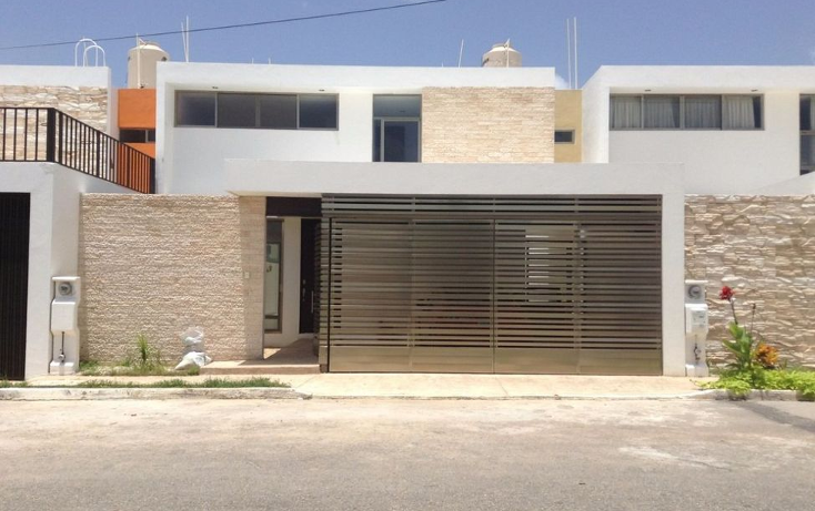Foto de casa en renta en  , san pedro cholul, mérida, yucatán, 1046277 No. 01