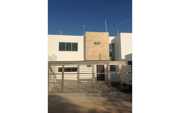 Foto de casa en venta en  , san pedro cholul, mérida, yucatán, 1057769 No. 01