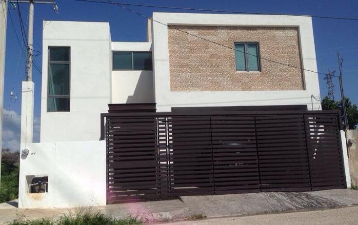 Foto de casa en renta en  , san pedro cholul, m?rida, yucat?n, 1063533 No. 01