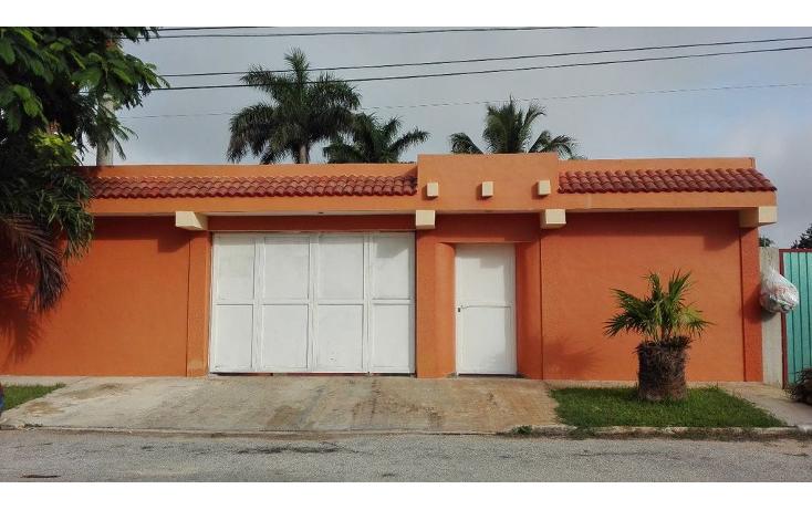 Foto de casa en venta en  , san pedro cholul, mérida, yucatán, 1075165 No. 01