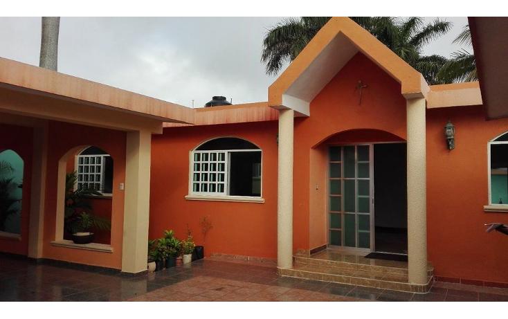 Foto de casa en venta en  , san pedro cholul, mérida, yucatán, 1075165 No. 03