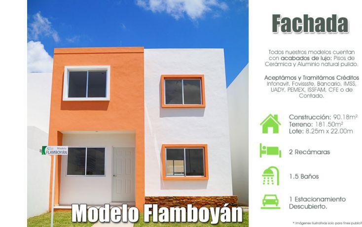 Foto de casa en venta en, san pedro cholul, mérida, yucatán, 1087477 no 01