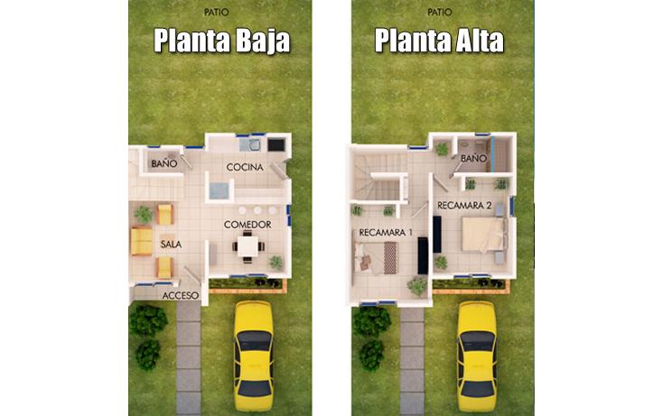 Foto de casa en venta en  , san pedro cholul, mérida, yucatán, 1087477 No. 04