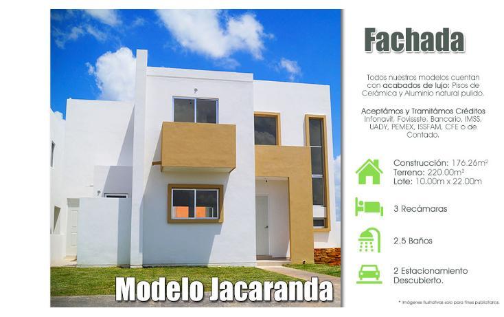 Foto de casa en venta en  , san pedro cholul, mérida, yucatán, 1098659 No. 01