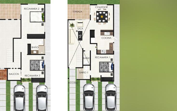 Foto de casa en venta en  , san pedro cholul, mérida, yucatán, 1098663 No. 16