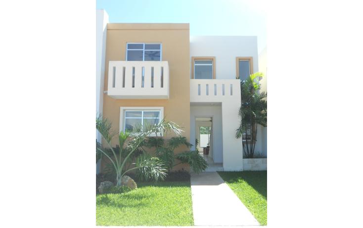 Foto de casa en venta en  , san pedro cholul, mérida, yucatán, 1098665 No. 01
