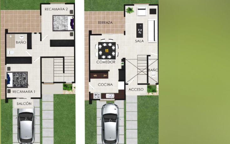 Foto de casa en venta en, san pedro cholul, mérida, yucatán, 1098665 no 12