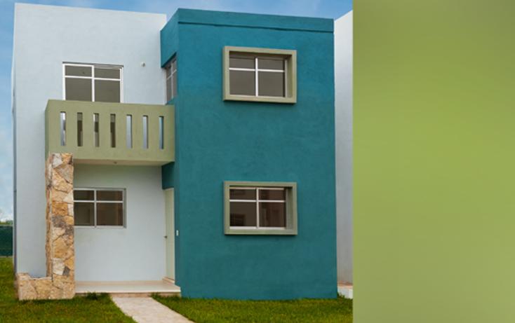 Foto de casa en venta en  , san pedro cholul, mérida, yucatán, 1098667 No. 02