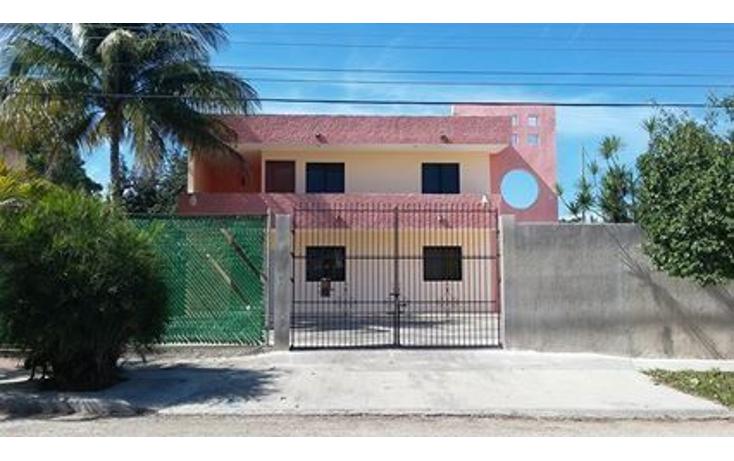 Foto de departamento en renta en  , san pedro cholul, mérida, yucatán, 1099011 No. 01