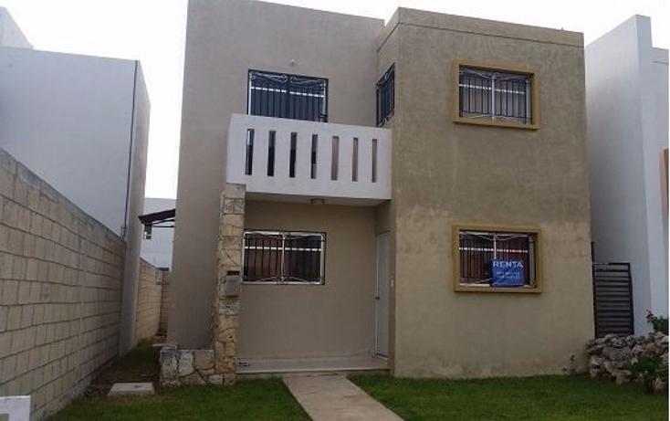 Foto de casa en venta en  , san pedro cholul, mérida, yucatán, 1115437 No. 01