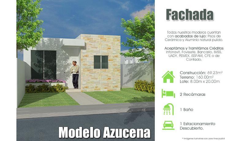Foto de casa en venta en, san pedro cholul, mérida, yucatán, 1171903 no 01