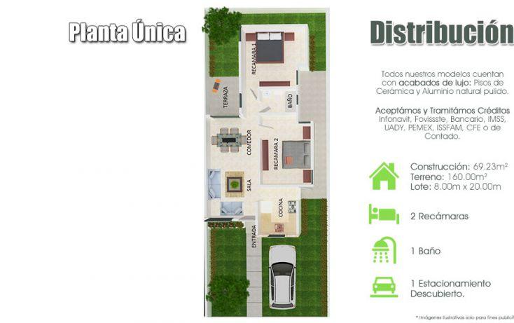 Foto de casa en venta en, san pedro cholul, mérida, yucatán, 1171903 no 02