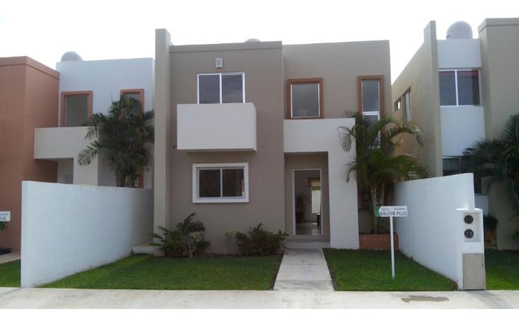 Foto de casa en venta en  , san pedro cholul, mérida, yucatán, 1279611 No. 01