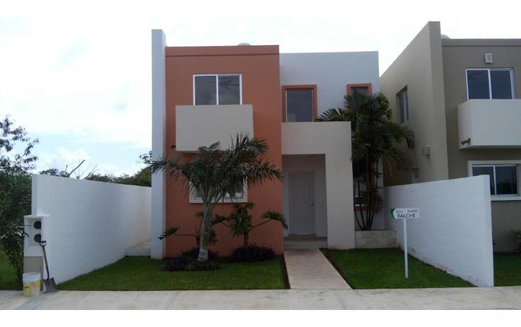 Foto de casa en venta en  , san pedro cholul, mérida, yucatán, 1279611 No. 02