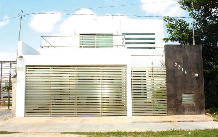 Foto de casa en venta en  , san pedro cholul, mérida, yucatán, 1296061 No. 01