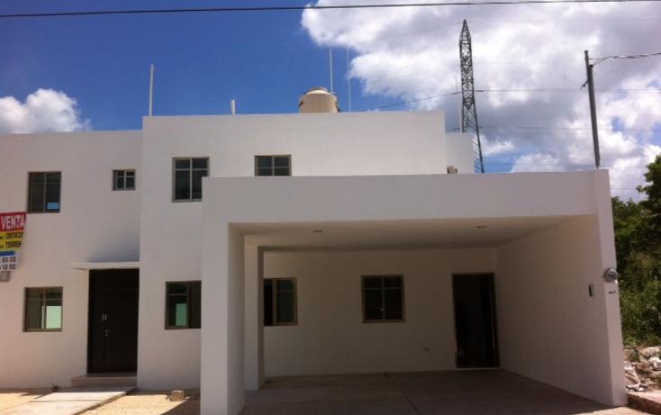 Foto de casa en venta en  , san pedro cholul, mérida, yucatán, 1342765 No. 01