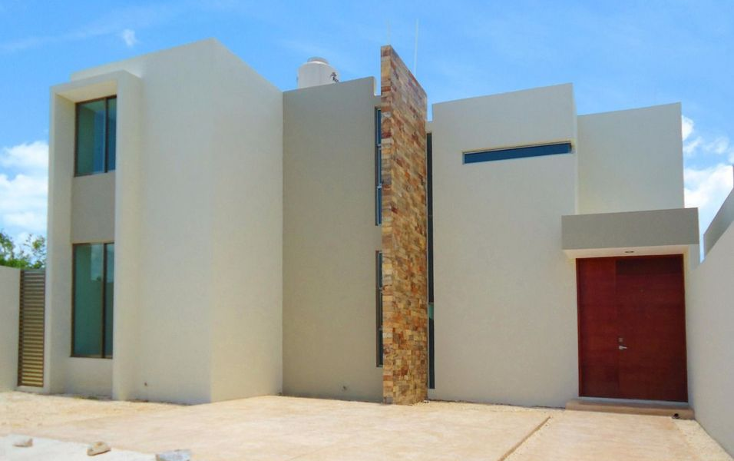 Foto de casa en venta en  , san pedro cholul, m?rida, yucat?n, 1451233 No. 02