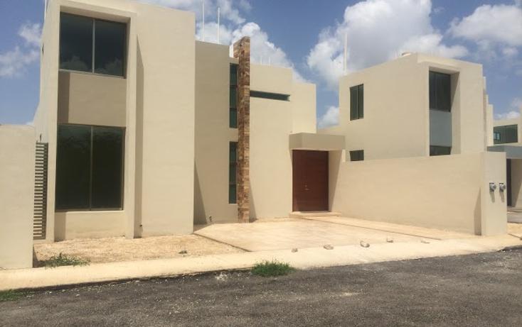 Foto de casa en venta en  , san pedro cholul, mérida, yucatán, 1451371 No. 01