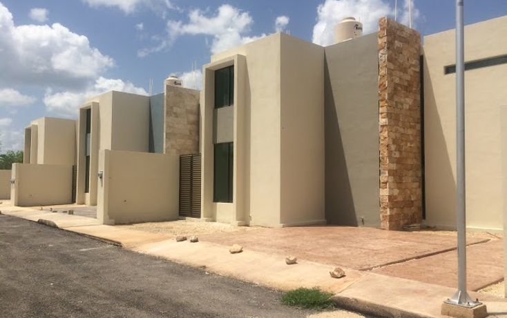 Foto de casa en venta en  , san pedro cholul, mérida, yucatán, 1451371 No. 02