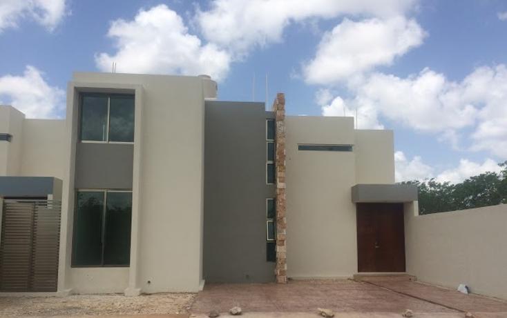 Foto de casa en venta en  , san pedro cholul, mérida, yucatán, 1451371 No. 03