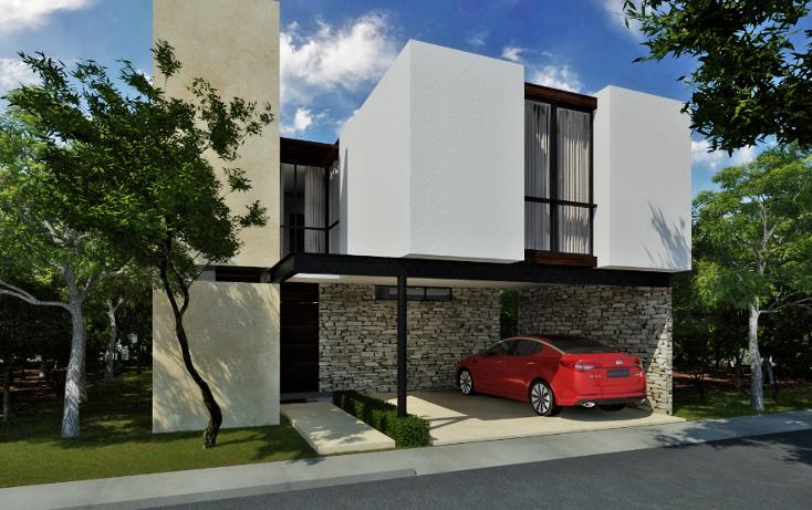 Foto de casa en venta en  , san pedro cholul, m?rida, yucat?n, 1460899 No. 01