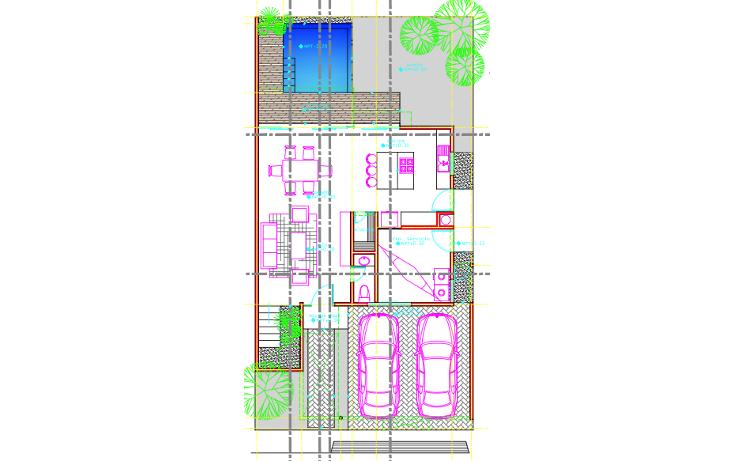 Foto de casa en venta en  , san pedro cholul, m?rida, yucat?n, 1460899 No. 06