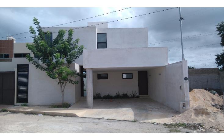 Foto de casa en venta en  , san pedro cholul, mérida, yucatán, 1495945 No. 01