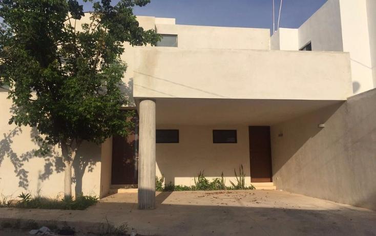 Foto de casa en venta en  , san pedro cholul, mérida, yucatán, 1515654 No. 01