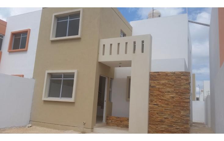 Foto de casa en renta en  , san pedro cholul, mérida, yucatán, 1617232 No. 01