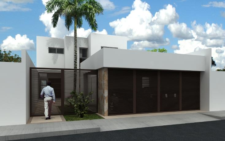 Foto de casa en venta en  , san pedro cholul, mérida, yucatán, 1627930 No. 01